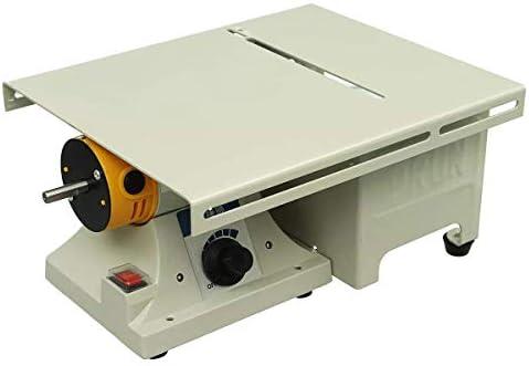 WXQ-XQ DIYツール旋盤研磨機350Wミニデスクトップ表ソー木工ベンチ旋盤電動研磨機研削盤カッティングソウパワーツール