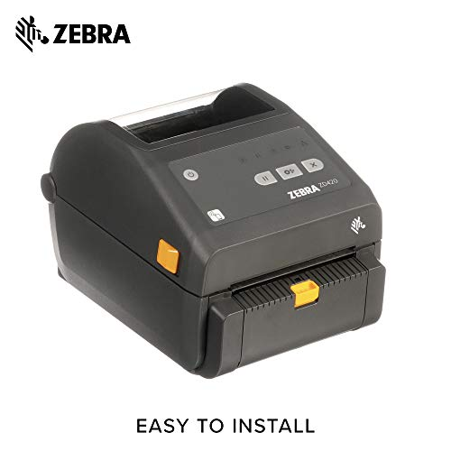 Zebra - Peeler Attachment for ZD420c, ZD420t, and ZD620t Thermal Transfer Desktop Printers - Field Installable by Zebra Technologies (Image #3)