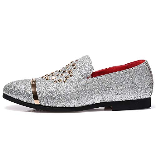 言及するレーニン主義コンペメンズカジュアルシューズ怠惰な靴英国ファッショントレンドメンズラージサイズシングルシューズヘアスタイルのレザーシューズ