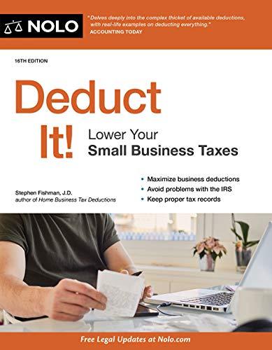 Deduct It!: Lower...