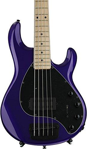 Ernie Ball Music Man Stingray 5 H - Firemist Purple