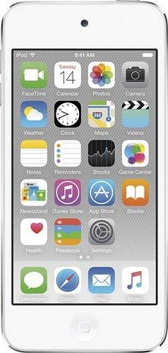 - Apple iPod Touch 16GB (5th Generation) Silver (Renewed)