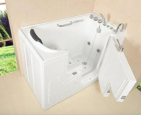 Vasca Da Bagno Con Sportello 100 70 : Vasche da bagno di piccole dimensioni
