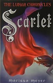 Scarlet – tekijä: Marissa Meyer