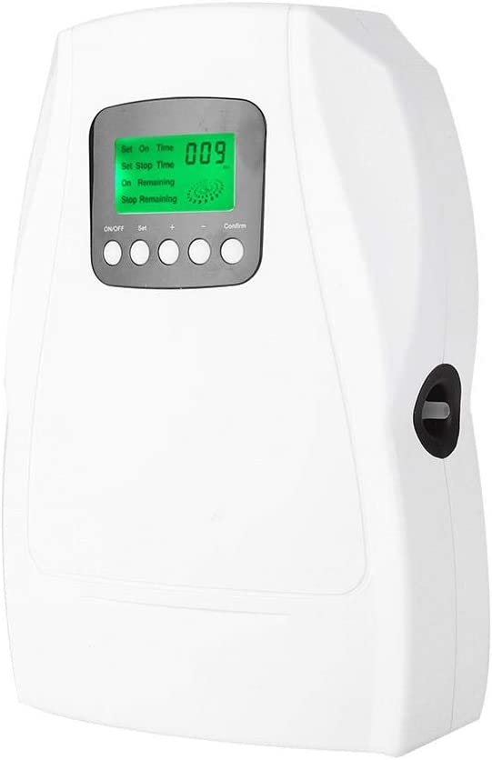 FTVOGUE Máquina generadora de ozono Aire Agua Ionizador ...