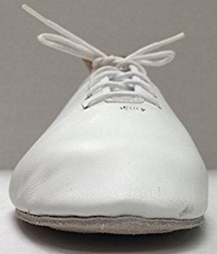 La Mendola 751 Kvinners Jazz Oxford Myk Snøring Skoen (hvit- Kvinner-størrelse (m) -us-6, Hvit)