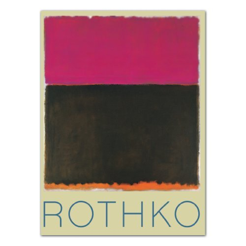 Download Mark Rothko: Notecard Boxes -- a stationery flip-top box filled with 20 Notecards perfect for Greeti (Ncr) [Cards] pdf epub