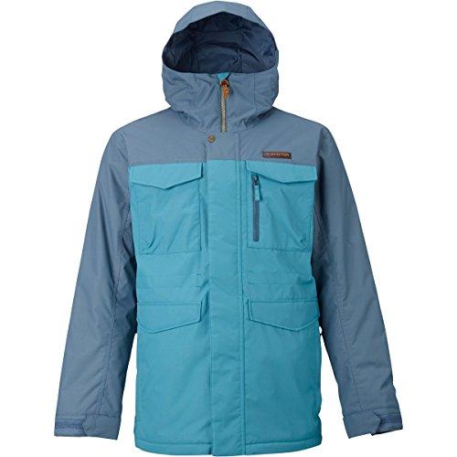 burton-mens-covert-jacket-washed-blue-larkspur-x-large