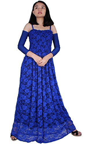 Floral Lace Long Sleeve Formal Evening Party Off Shoulder Plus Size ...