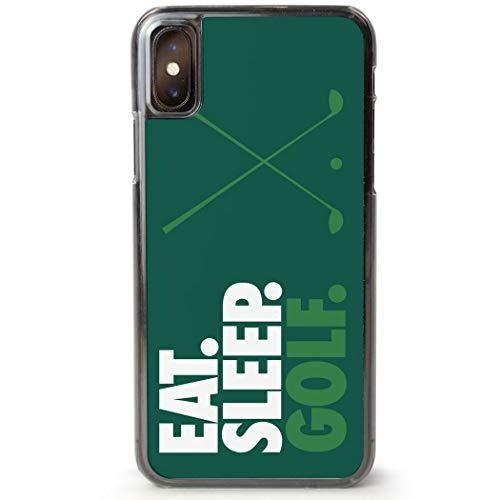 Golf iPhone X Case | Eat. Sleep.