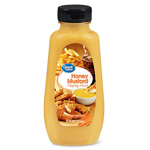 Honey Mustard Dipping Sauce, 12 fl oz