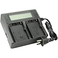 DSTE® DC151 Battery Charger for Sony BP-U60 BP-U30 BP-U90 PMW-EX1 PMW-EX3