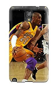 Ryan Knowlton Johnson's Shop New Style 3356379K245443250 los angeles lakers nba basketball (70) NBA Sports & Colleges colorful Note 3 cases