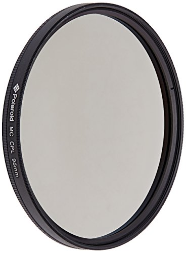 Polaroid Optics 95mm Multi-Coated CPL Circular Polarizer - Polaroid Green