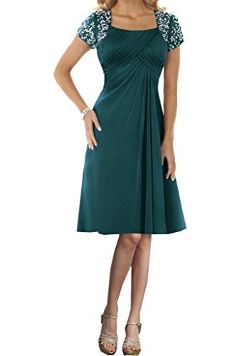 Ivydressing -  Vestito  - linea ad a - Donna Dunkelgruen-Kurz 40