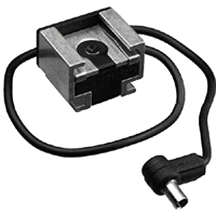 4beaf89a33 Amazon.com   Kalt PC to Hot Shoe Adapter with Connecting Cord ...