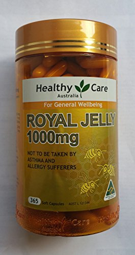Top recommendation for royal jelly 1000mg 365 capsules
