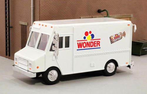 (AHM Delivery Step Van Wonder Bread O Scale-1:48 Scale American Highway Models)