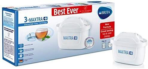 Brita Maxtra Plus - Cartucho de filtro (3 unidades): Amazon.es: Hogar
