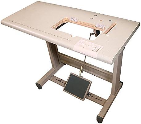 Axis para máquina de coser Industrial soporte de mesa para CHAINSTITCH máquina de bordado cantante 114 W103 cornley tesoro dorado rueda: Amazon.es: Juguetes y juegos