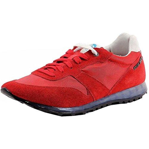 Diesel Mens Choplow Sneaker Size US 9.5 M Pompeian Red gkyhxD5