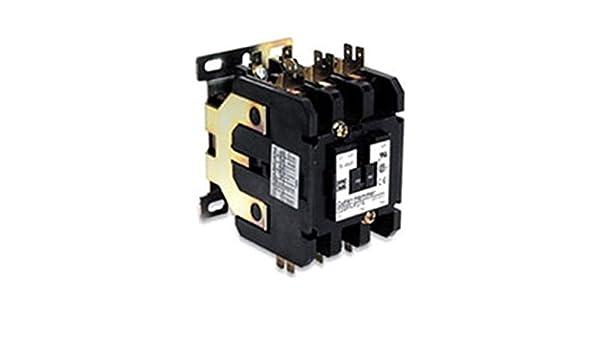 C-H Eaton C25DND330A 30A 120vcoil 3P 600V definite purpose relay contactor