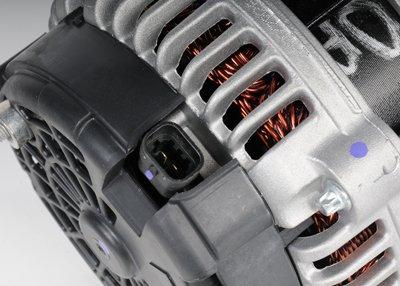 ACDelco 25877026 GM Original Equipment Alternator ADW25877026