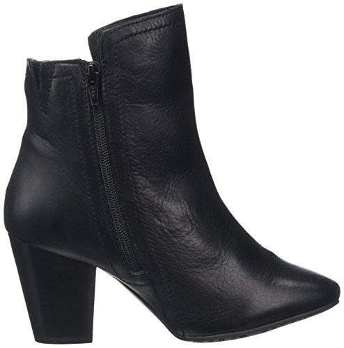Hush Puppies Daisee Billie, Botas Para Mujer Negro (Black)