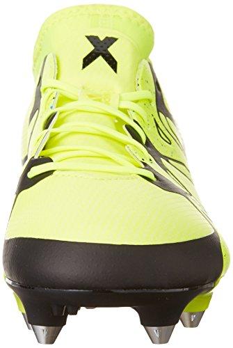 adidas X 15.1 SG - Botas para hombre Amarillo / Negro