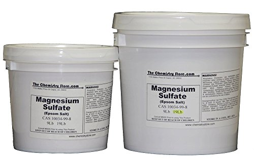 50lbs Magnesium Sulfate (Epsom Salts)