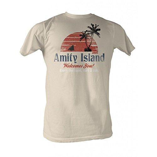 Classics American Medium Amity design T Archie Shirt Island drwApxrqB