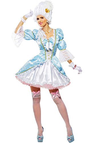 8eighteen Miss Versailles Marie Antoinette Adult Halloween Costume (Child Marie Antoinette Costume)