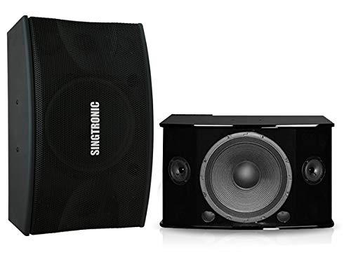 SINGTRONIC KS-550K Professional Vocalist 600W Karaoke Speaker