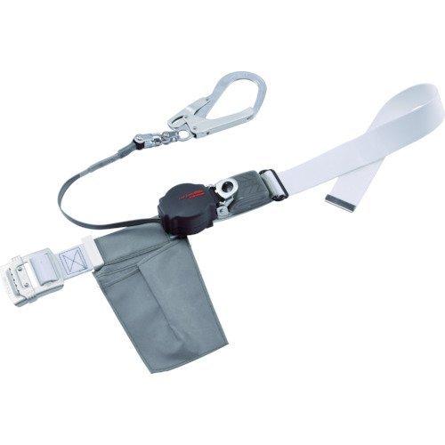 ツヨロン なでしこツイン安全帯 ワンハンドリトラノビロン 白色 S寸 ORL293NVREWSBP B016CW7GHO