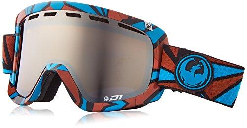 Dragon Alliance D1 OTG Structure Ski Goggles, Multi Color (Dragon Goggles Lenses)