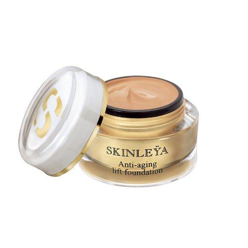 Sisley Skinleya Anti-aging Lift Foundation with Brush for Women, No. 30 Beige, 0.34 Pound
