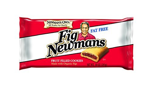 Newman's Own Organics Fig Newman's - Fat Free - Case Of 6-10 Oz.