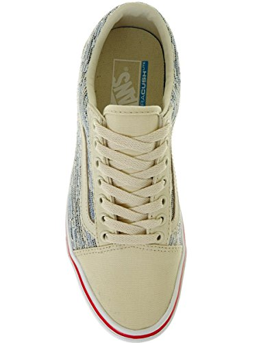 Vans Sneakers Old Skool Lite Speckle Turtledove/White VN0A2Z5WN67 (speckle) Turtledove/white