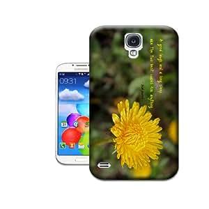 Desirai Labrada A Good Laugh and A Long Sleep Cheap Hard Protective Plastic Case for Samsung Galaxy s4