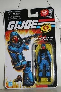 G.I. Joe 25th Anniversary Figure Cobra Bazooka Trooper (Comic Series)