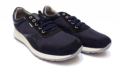 FRAU - Zapatos de cordones de Piel para hombre azul turquesa 42
