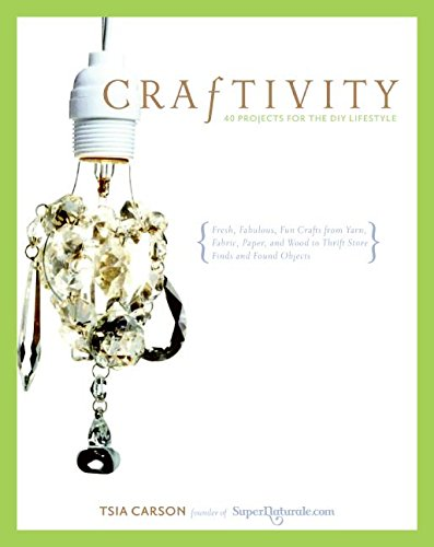 - Craftivity: 40 Projects for the DIY Lifestyle