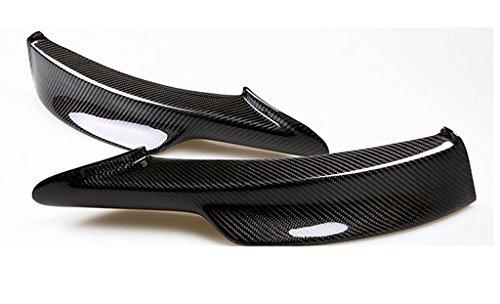 For BMW 3 Series E90 2009-2011 Carbon Fiber M-Tech Front Splitters (E90 Carbon Fiber Splitters compare prices)
