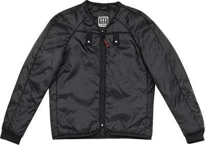 Spidi Sport S.R.L. Thermo Jacket Liner , Gender: Mens/Unisex, Primary Color: Black, Size: Sm, Distinct Name: Black, Apparel Material: Textile L30-026-S by Spidi (Image #1)