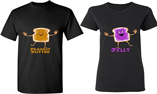peanut butter and jelly t shirt - 1