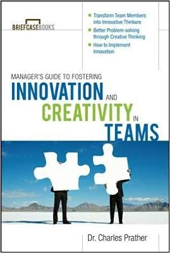 Book The Manager's Guide to Fostering Innovation and Creativity in Teams (Briefcase Books Series)