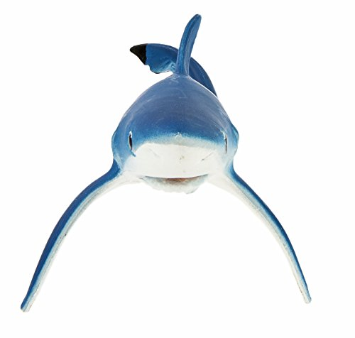 Shark Toys At Walmart : Safari ltd monterey bay aquarium sea life blue shark