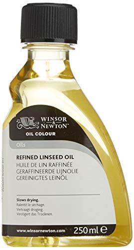 Winsor & Newton 250ml Refined Linseed Oil ()
