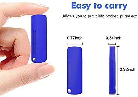 TOPESEL 128GB USB 3.0 Flash Drive Memory Stick Thumb Drives-Blue