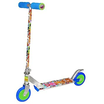 Moshi Monsters patinete infantil - varios colores: Amazon.es ...